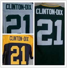 nfl Green Bay Packers Ha Ha Clinton-Dix GAME Jerseys