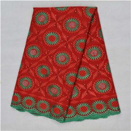 Wholesale 2016 African Lace Fabrics Yards Newest Fashion African Swiss Voile Lace High Quality High Quality Swiss Voile Laces Switzerland For Dress