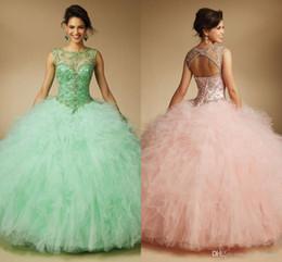 Discount Blush Pink Quinceanera Dress | 2017 Blush Pink ...