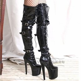 Inch Thigh High Boots Online | Thigh High Leather Boots Women Inch ...
