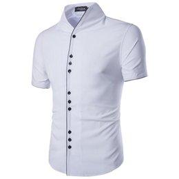 Navy Blue Mens Dress Shirt Online  Navy Blue Mens Dress Shirt for ...