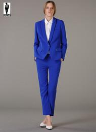 Discount Royal Blue Suit Women S | 2017 Royal Blue Women S Suit on ...