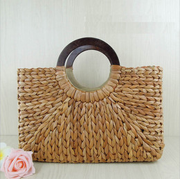 White Straw Bag Online | White Straw Beach Bag for Sale