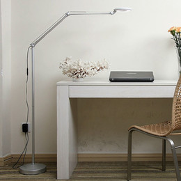 Fashion Studio floor reading lamp Eye Protect White light Led Floor Standing Lamp for Living room