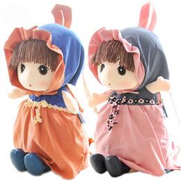 2016 Nuevo otoño de juguetes de bebé de la escuela de cuarto de niños bolsa de mochila bolsa de dibujos animados de la muñeca mochila niño bolsa lindo 1-3-5 años de edad