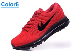 2016 Shoes Run Air Max New Style Max 2017 Running Shoes For Men & Women, High Quality Air Cushion Surface Breathable Max Shoes Eur 36-45 Free Shipping affordable Shoes Run Air Max