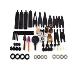 Wholesale 2016 New Portable Professional Tattoo Repair Tools Set Tattoo Machine Maintain Repair Parts Kit