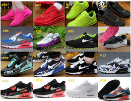 Discount Shoes Run Air Max 2016 Free Shppping Cheap New Air fashion Max 90 Women Men Running Shoes Air maxes roshes Sports Womens Sneakers size:5.5-12