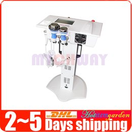 Wholesale 2In1 K K Ultrasons cavitation perte de poids Liposuction Bipolaire RF peau serrer Lifting Wrinkle Body Removal amincissant la machine