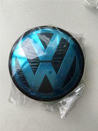 Горячие продажи 65мм колеса автомобиля крышки Знак Ступица колеса VW центр Caps эмблемы VW 2010 TOUARET