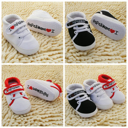 Discount Baby Shoes I Love Mama | 2017 Baby Shoes I Love Mama on ...