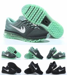 Discount shoes run air max New Arrival Max 2017 Women And Mens Maxes Shoes Sneaker High Quality Air Running Sport Shoes Maxes Size 36-45