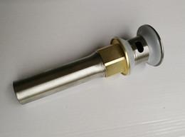 Stainless Steel Brush Bathroom Basin