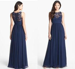 Discount Royal Blue Empire Waist Bridesmaid Dress   2017 Royal ...
