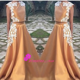 Image result for GOLDEN BROWN SATIN GOWN