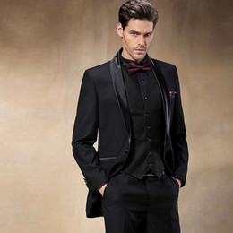 Discount Full Groom Suit   2017 Full Groom Suit on Sale at DHgate.com