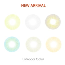 Wholesale New Arrival Hidrocor contact lenses Big Eye Color Contacts cheap colored contacts ready stock via DHL