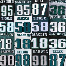Philadelphia Eagles Jordan Hicks ELITE Jerseys