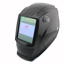 online shopping Welding tools Out control Big view eara arc sensor Solar auto darkening TIG MIG MMA welding mask helmet welder cap lens face mask