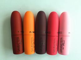2016 nuevo maquillaje Gia Valli Barra de labios mate VS labio crimen cal brillo Gia Colección Valli barra de labios de larga duración VS Anastasia brillo de labios