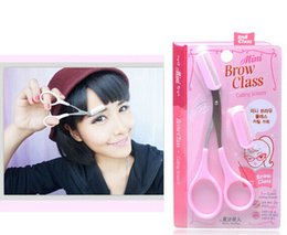 Mini Brow Class 2ème sourcil Trimmer Eyebrows Eyebrow cutting scissors