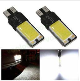 online shopping 100PCS Canbus T10 LED COB Interior Bulb Light W5W Parking Backup Fog Light Brake Lamps Auto No Error COB car light