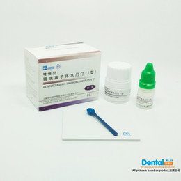 Wholesale Reinforced glass ionomer cement dental glass ionomer cement package by box
