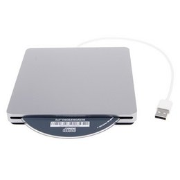 USB внешний слот в DVD CD пишущий привод Superdrive для Apple MacBook Air Pro Верхнее качество