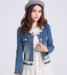 Puff Sleeve Denim Jacket Online | Puff Sleeve Denim Jacket for Sale