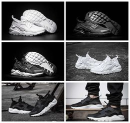 online shopping 2016 New Style Air Huarache IV Running Shoes For Women Men Top Quality Breathable Huaraches Ultra Sport Sneakers Eur Size