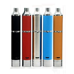 Evolve Plus Kit with 1100mAh Wax Pen vape Quartz Dual Coil Evolve Vaporizer Pen E cigarette Starter kits