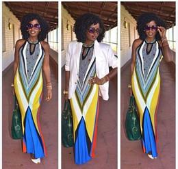 Wholesale 2016 Sexy Women Summer Boho Long Maxi Evening Party Dress Beach Dresses Sundress