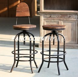 Rustic farmhouse rub imitation rust color to do the old retro bar stool rotation spot