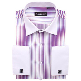 Mens Pink French Cuff Dress Shirt Online | Mens Pink French Cuff ...