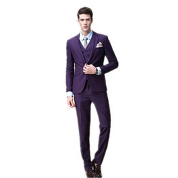 Discount Slim Suit Purple Tie | 2017 Slim Suit Purple Tie on Sale ...
