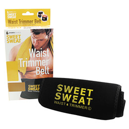 Wholesale Sweat Premium Waist Trimmer Belt for Men Women Slimming Belt