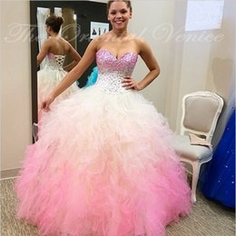 Discount Sparkle Quinceanera Dresses | 2017 Blue Sparkle ...