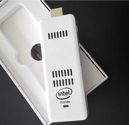 2015 Новый мини-ПК Intel для Windows 10 OS Компьютер Mini PC Стик HDMI WiFi Bluetooth Компьютер Стик карманный портативный компьютер 2GB / 32GB