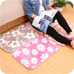 New Printing Absorbent Non Slip Bath Mats Fluffy Door Floor Carpet Bathroom Toliet Rugs Bathroom Accessories Home Decor