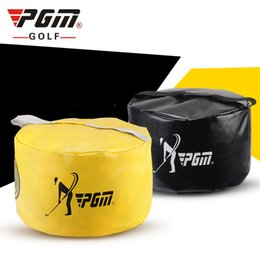 Wholesale PGM Sac de golf Golf Swing Sac de golf multifonction Golf Strike Pack Exerciseur Pack d équipement d exercice Couleur