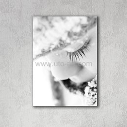 New Home Decoration Pieces Modular Wall Paintings Picture Of Beauty Girl Canvas Art Prints On Canvas For Bedroom Custom Artwork
