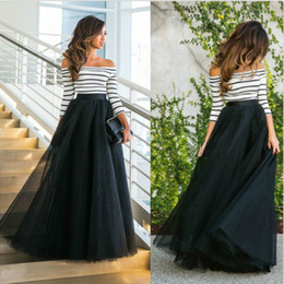 Long Skirts With Tops Online | Jill Dress