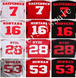 YOUTH San Francisco 49ers Eric Reid Jerseys