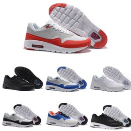 2017 shoes run air max Free Shipping AIR Men Top Quality MAX 87 Running Shoes for Men outdoor Air Fashion shoes maxes 87 shoes size 40-46