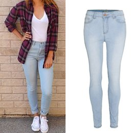 Light Blue Skinny Jeans Womens - Is Jeans