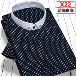 Discount Anchor Printed Shirts Men | 2017 Anchor Printed Shirts ...