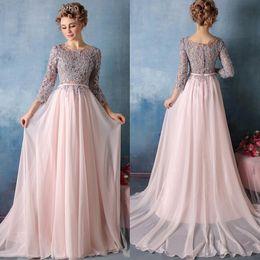 Gold long sleeve prom dresses
