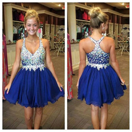 Short Skirt Prom Dresses