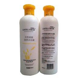 Wholesale Shower Gel Oat Nourishing Moisturizing Body Wash ML oat extract