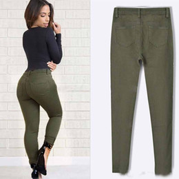 Discount Womens Army Jeans | 2017 Womens Army Green Jeans on Sale ...